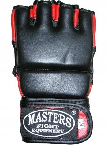 Rękawice do wolnej walki MASTERS - GF-100 r. XL
