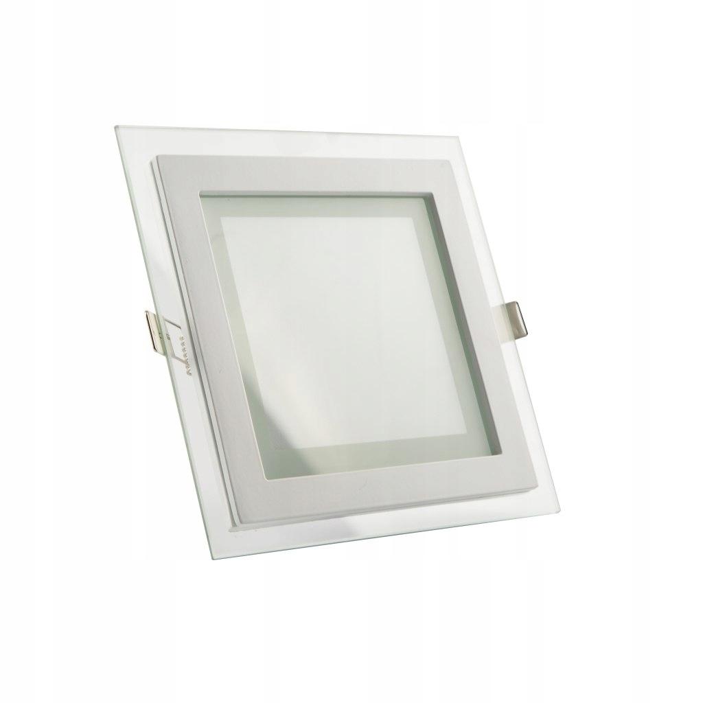 Panel LED ART, square, 200mm, 16W, AC-230V, W 4000