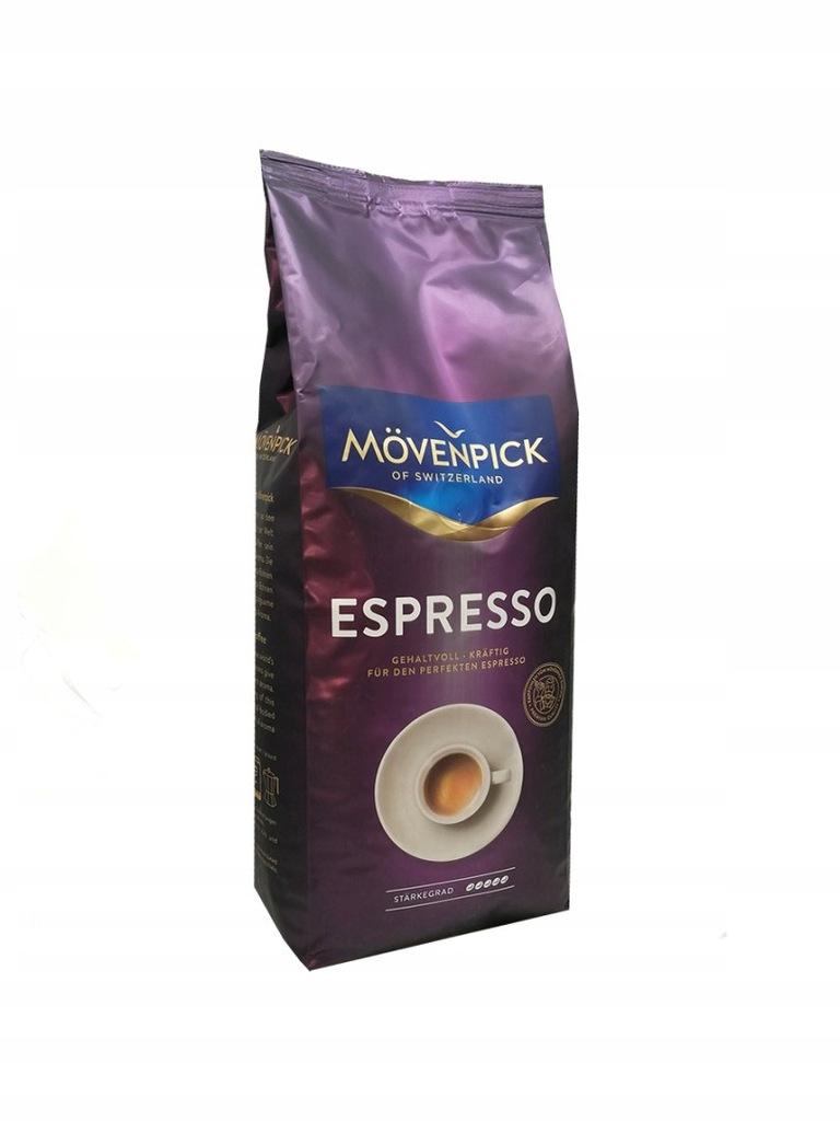 Movenpick Espresso 1kg kawa ziarnista