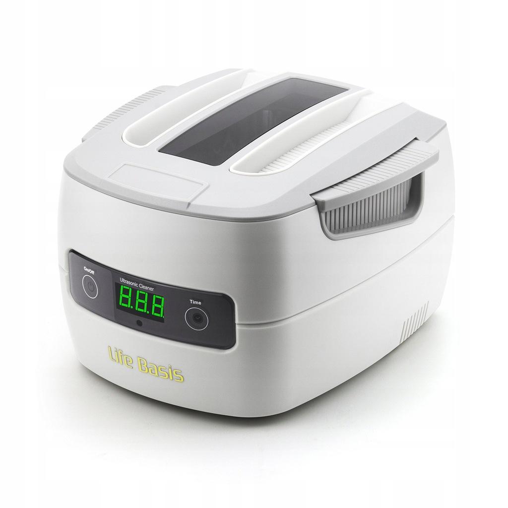 Myjka ultradźwiękowa do okularów i zegarków