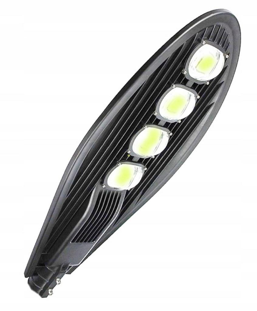 LAMPA ULICZNA GŁOWNIA LATARNIA LED 200W