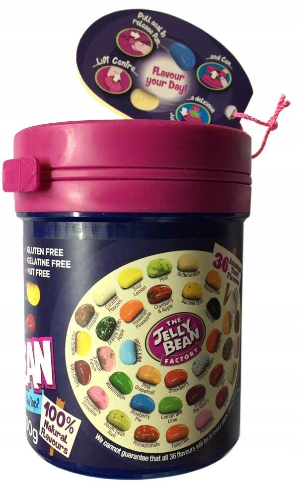 Zelki Fasolki Jelly Bean Factory 36 Smako Popabean 8866361981 Oficjalne Archiwum Allegro