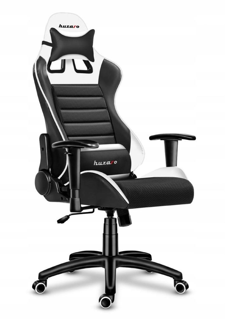 Fotel gamingowy HZ-Force 6.0 White Mesh