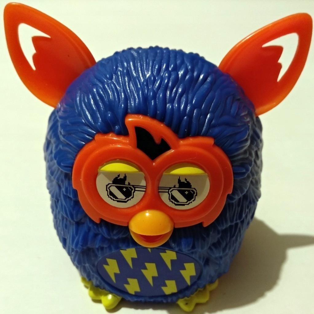 Furby - figurka / Hasbro dla McDonald's