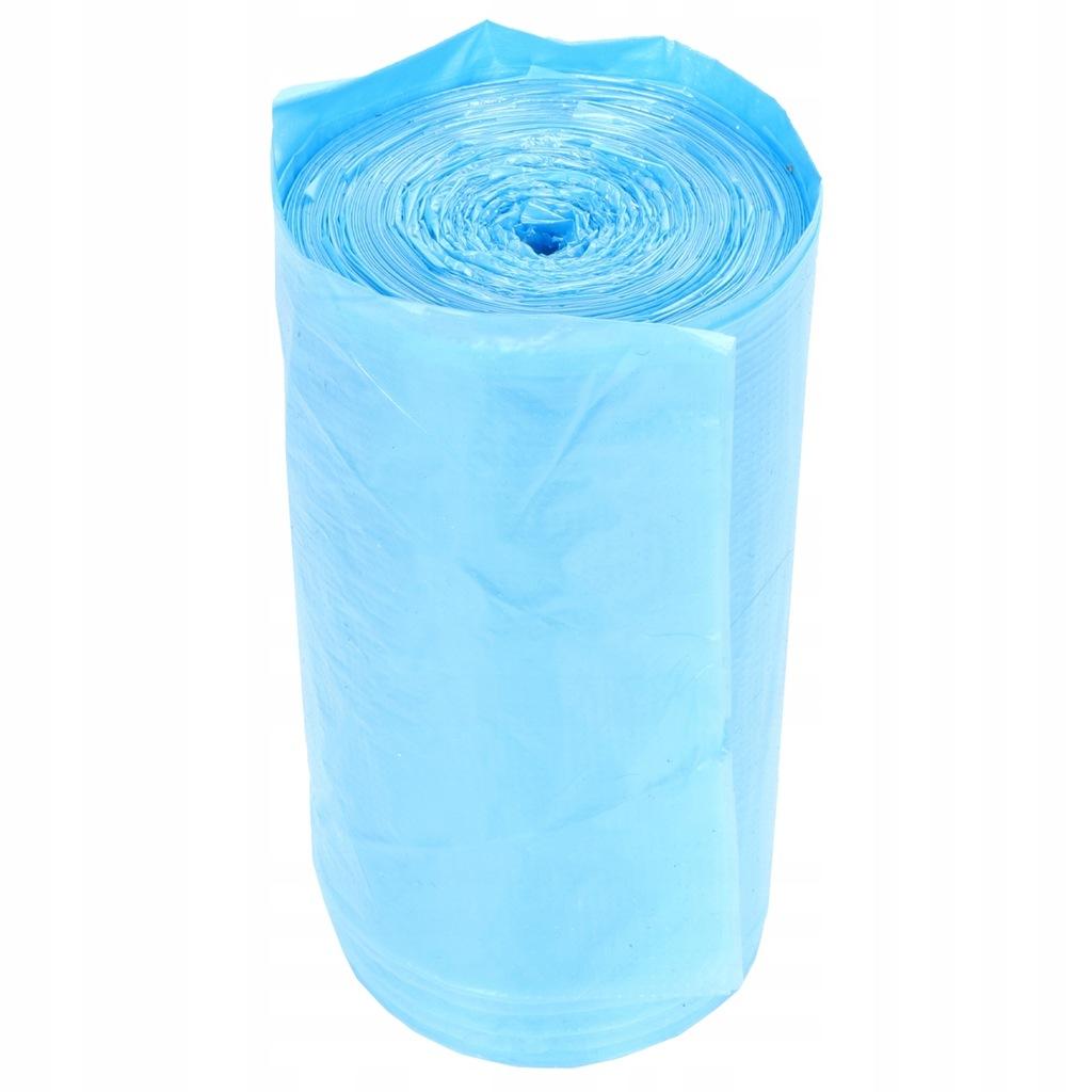 60 sztuk torby torba na odpady worek na śmieci do