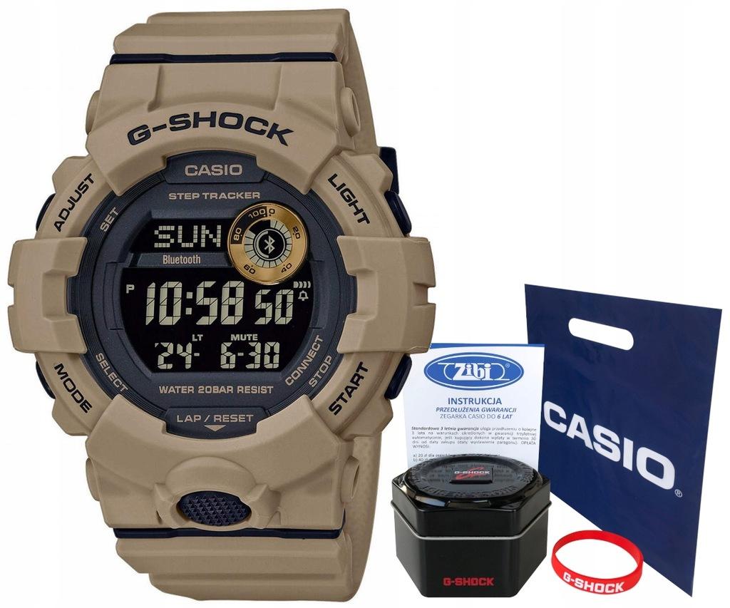 Zegarek dla chłopca Casio G-SHOCK GBD-800UC-5ER