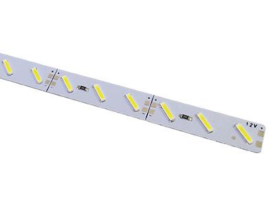 Sztywna taśma LED alu 8520 zimna 6500K 50cm