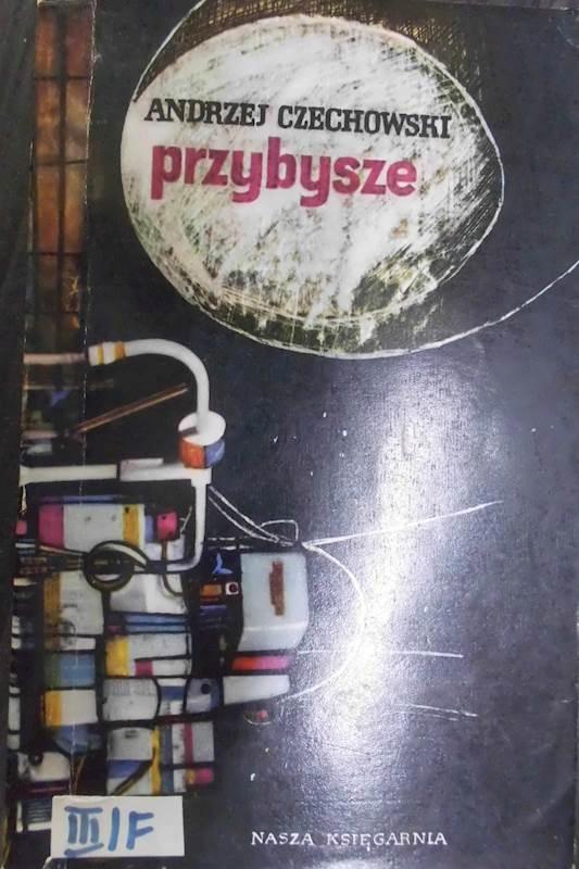 Przybysze - Andrzej Czechowski1966 24h wys