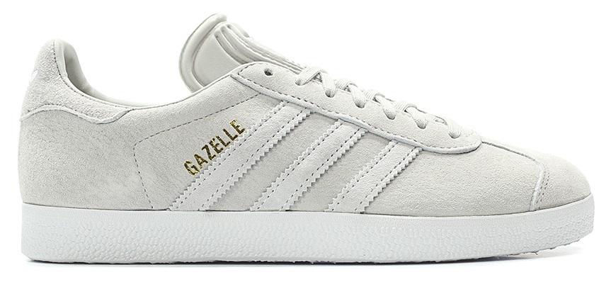 Adidas Gazelle Sneakersy Niskie Szary Two Footwear Biały