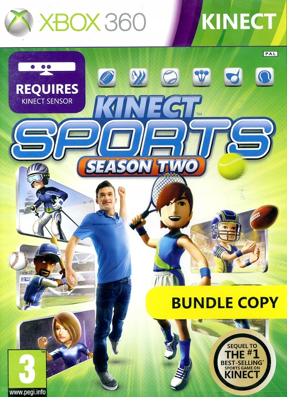 Kinect Sports 2 X360 Pl Napisy 7666471465 Oficjalne Archiwum Allegro
