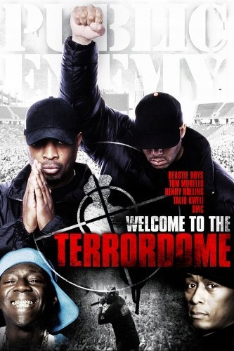 DVD Public Enemy Welcome To The Terrordome