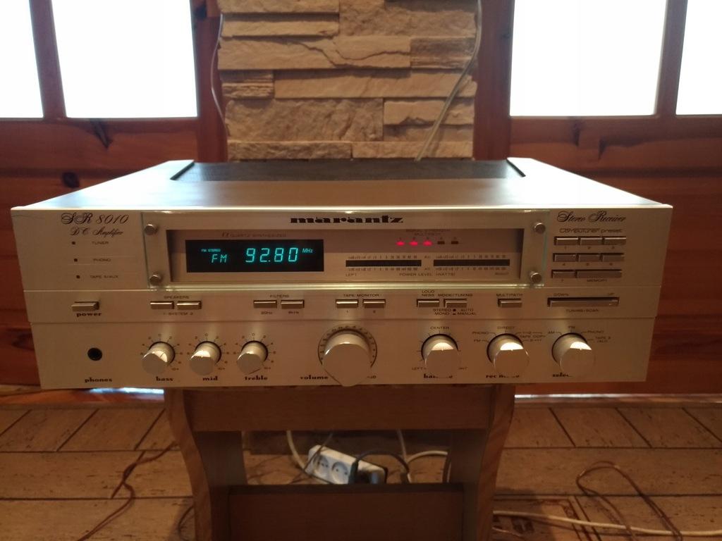 Amplituner stereo Marantz 8010DC vintage