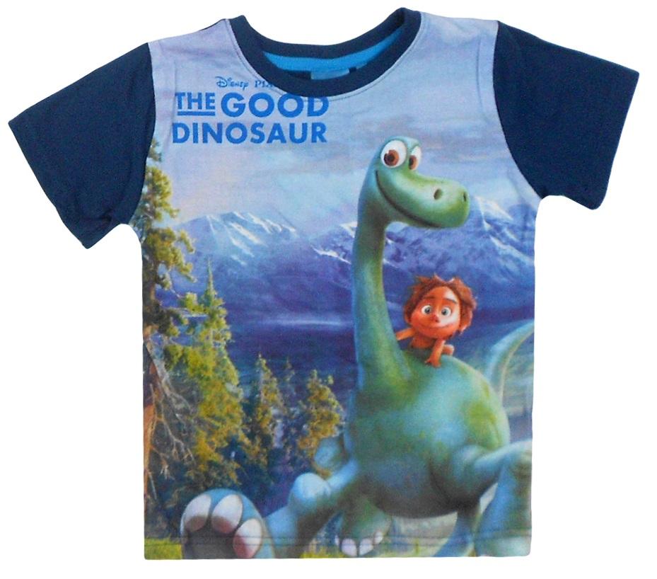 Koszulka bluzka Dobry Dinozaur roz. 122