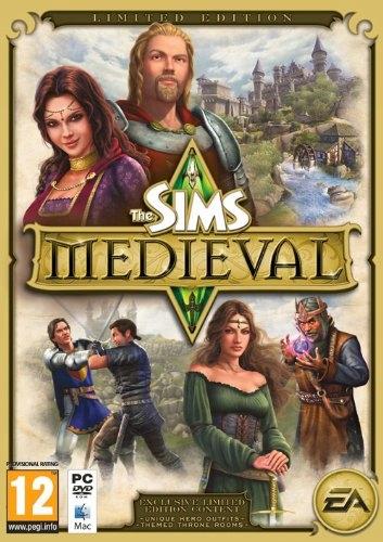 The Sims Sredniowiecze Medieval Pc Po Polsku Pl 7587963324 Oficjalne Archiwum Allegro