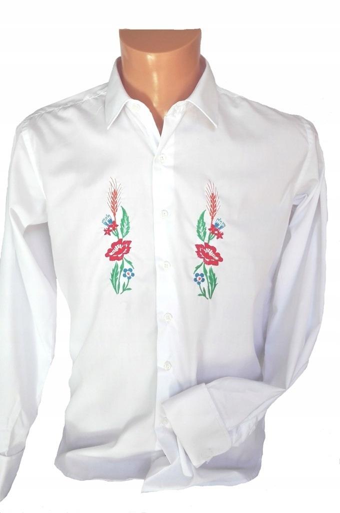 Koszula ludowa w Koszule męskie Allegro.pl