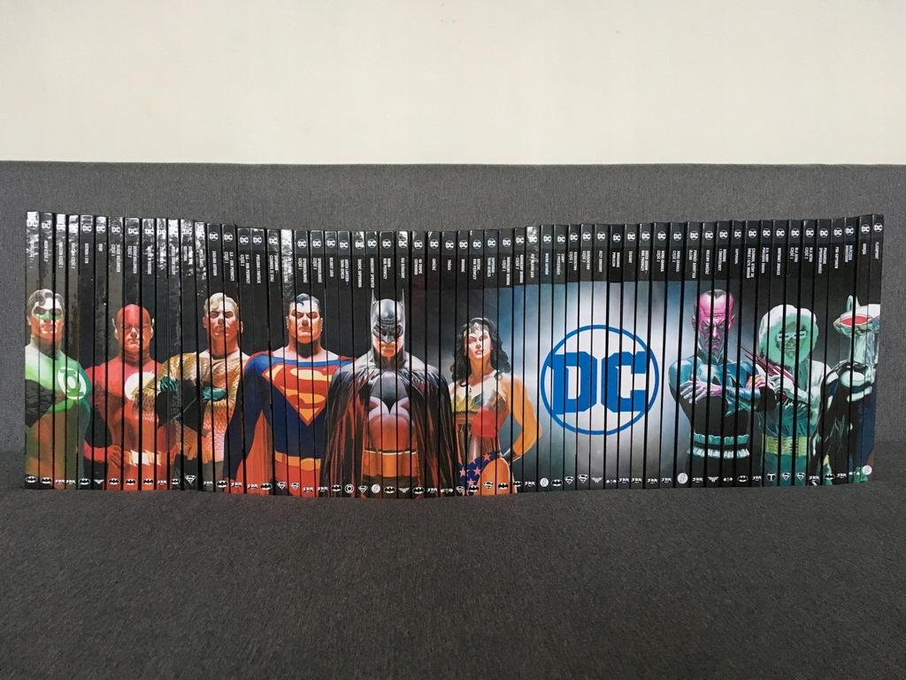 Wielka Kolekcja Komiksów DC Okazja od 1ZŁ BCM!!!