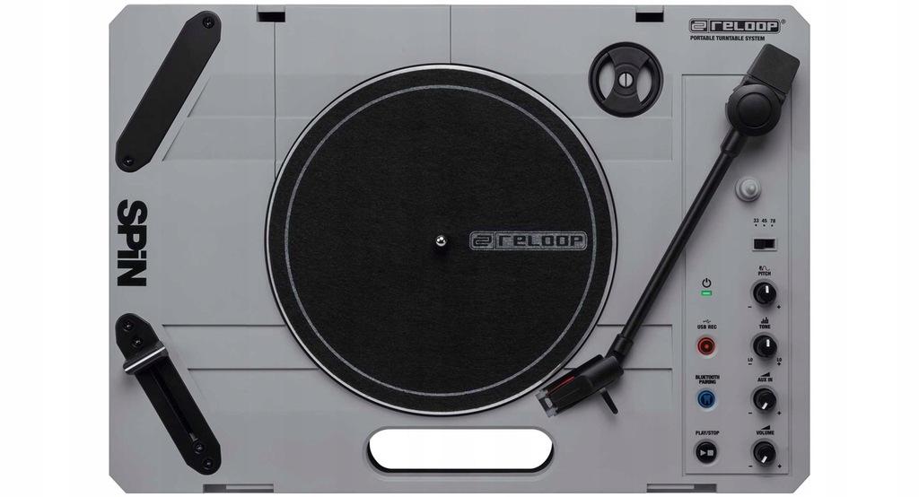 Gramofon Reloop SPIN