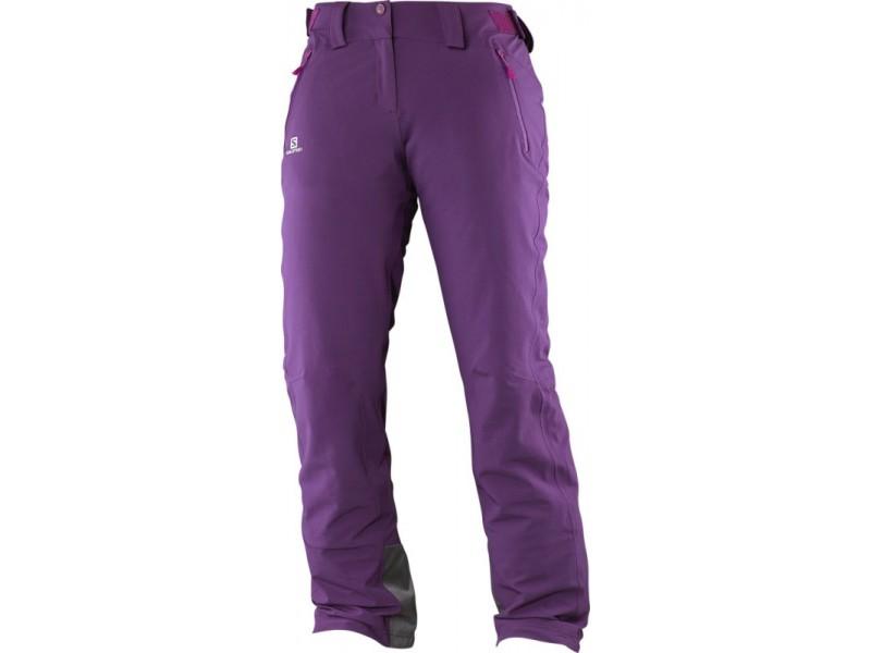 Spodnie zjazdowe Salomon Iceglory W r. XL/R