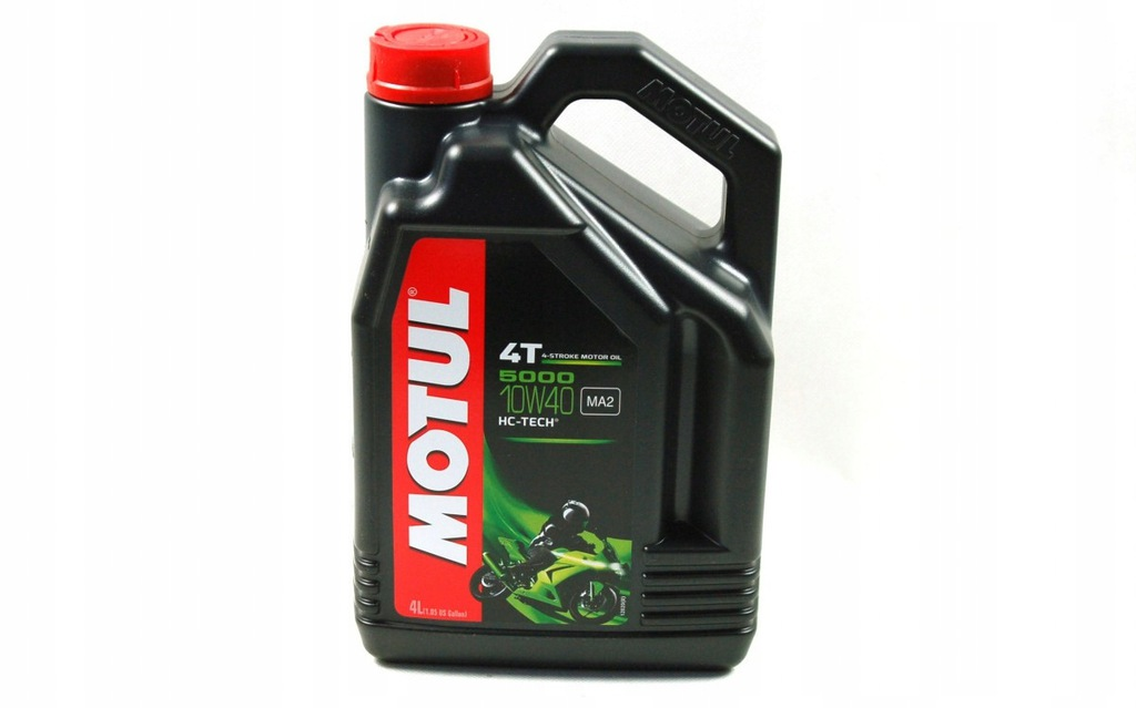 Olej silnikowy MOTUL 5000 4T 10W40 półsyntetyczny