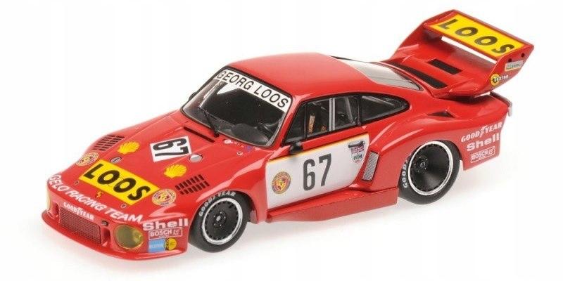 MINICHAMPS Porsche 935/7 7 Gelo #66