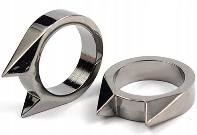 Pierścień do samoobrony