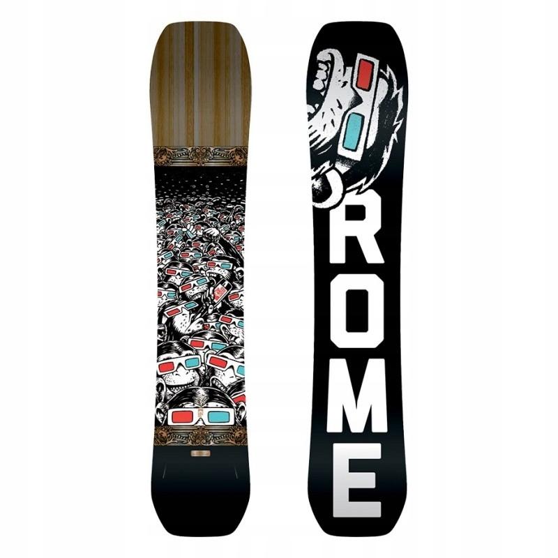 Rome SDS Alek's RK1 Ravine 155 cm