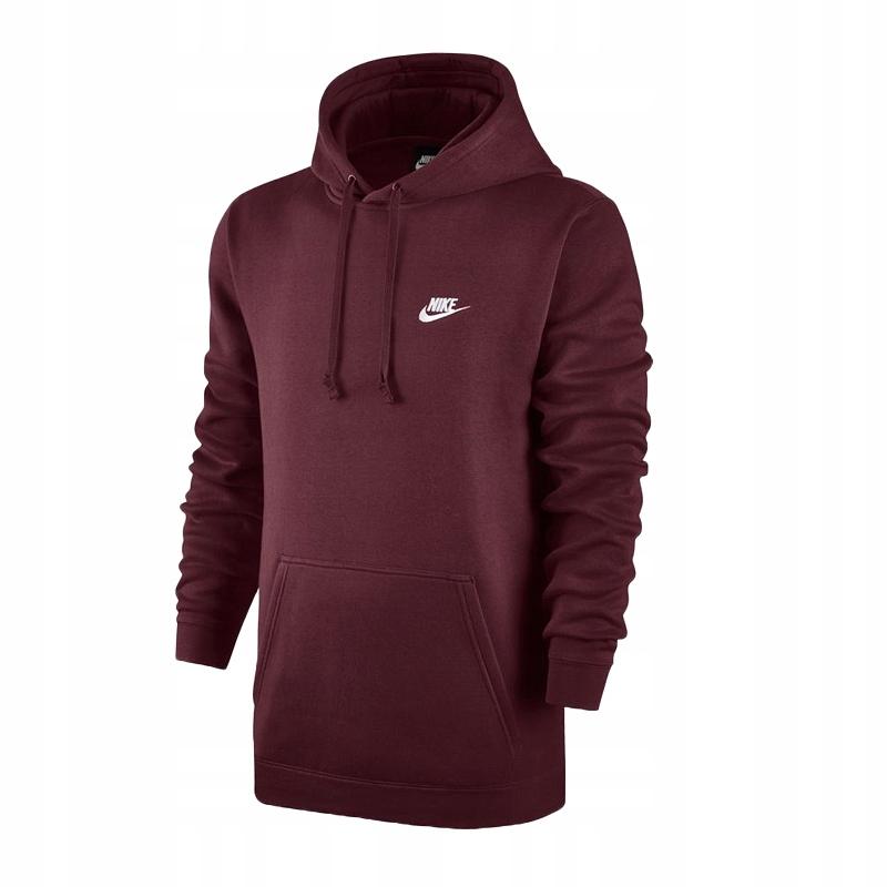 Bluza Nike M NSW Hoodie PO FLC Club 804346 433
