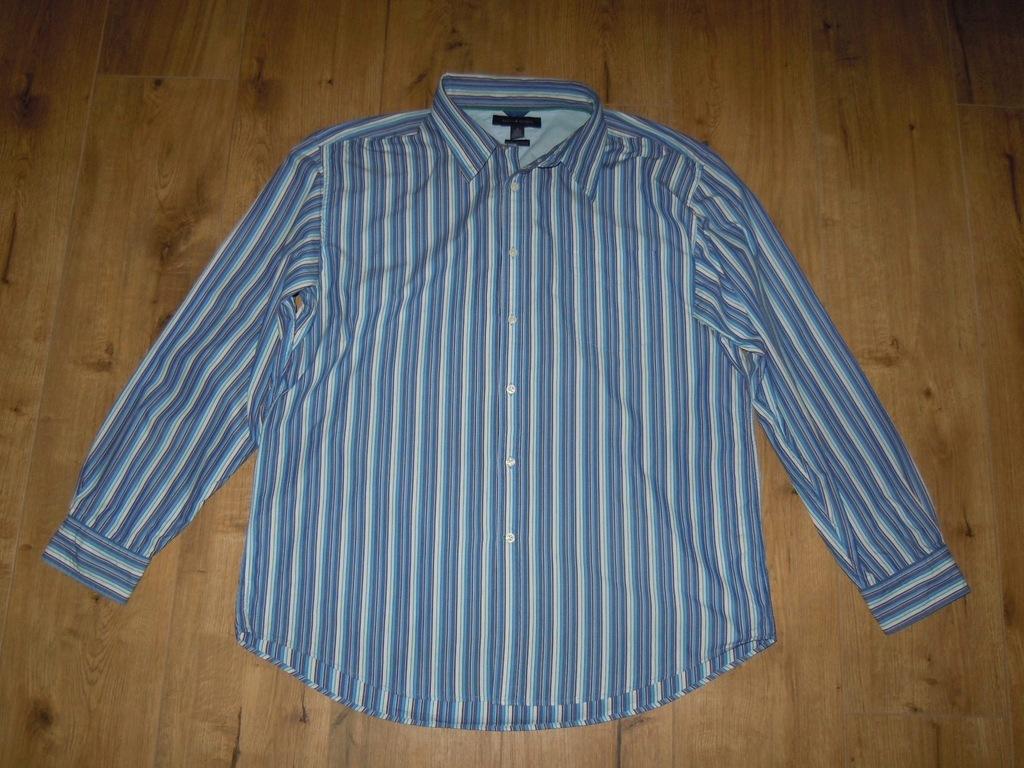 TOMMY HILFIGER koszula r. XL BDB