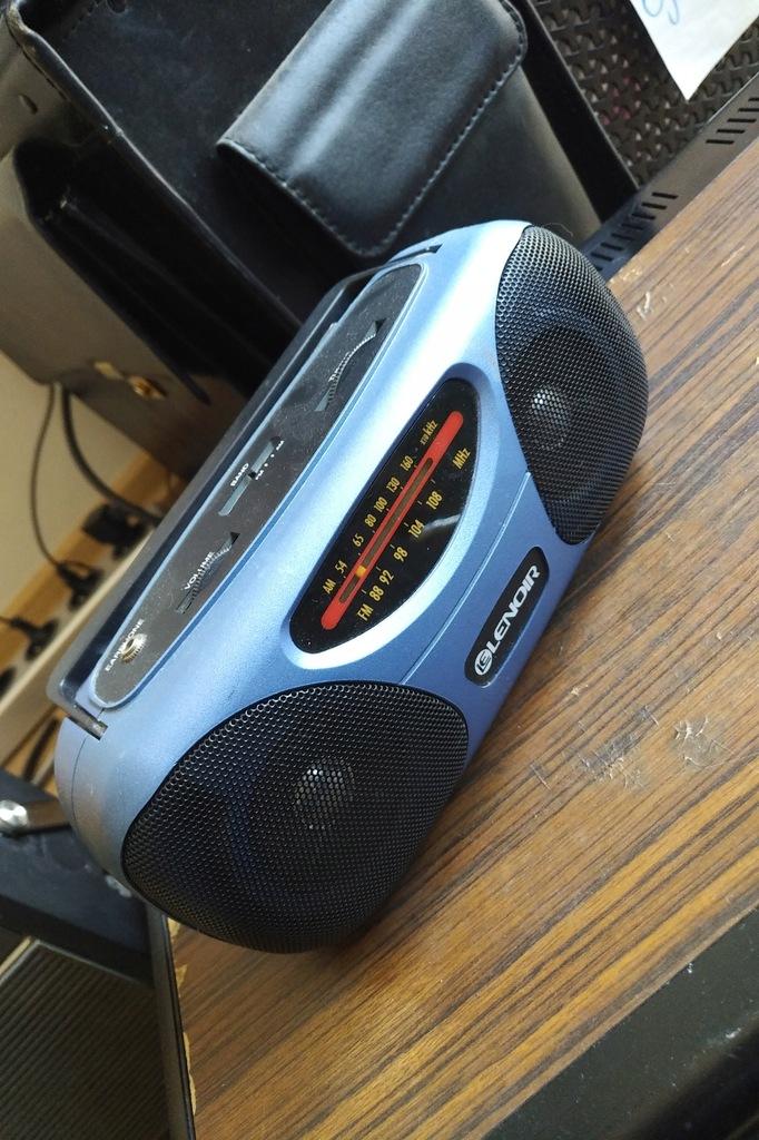 Radio kuchenne przenośne Lenoir RD 909