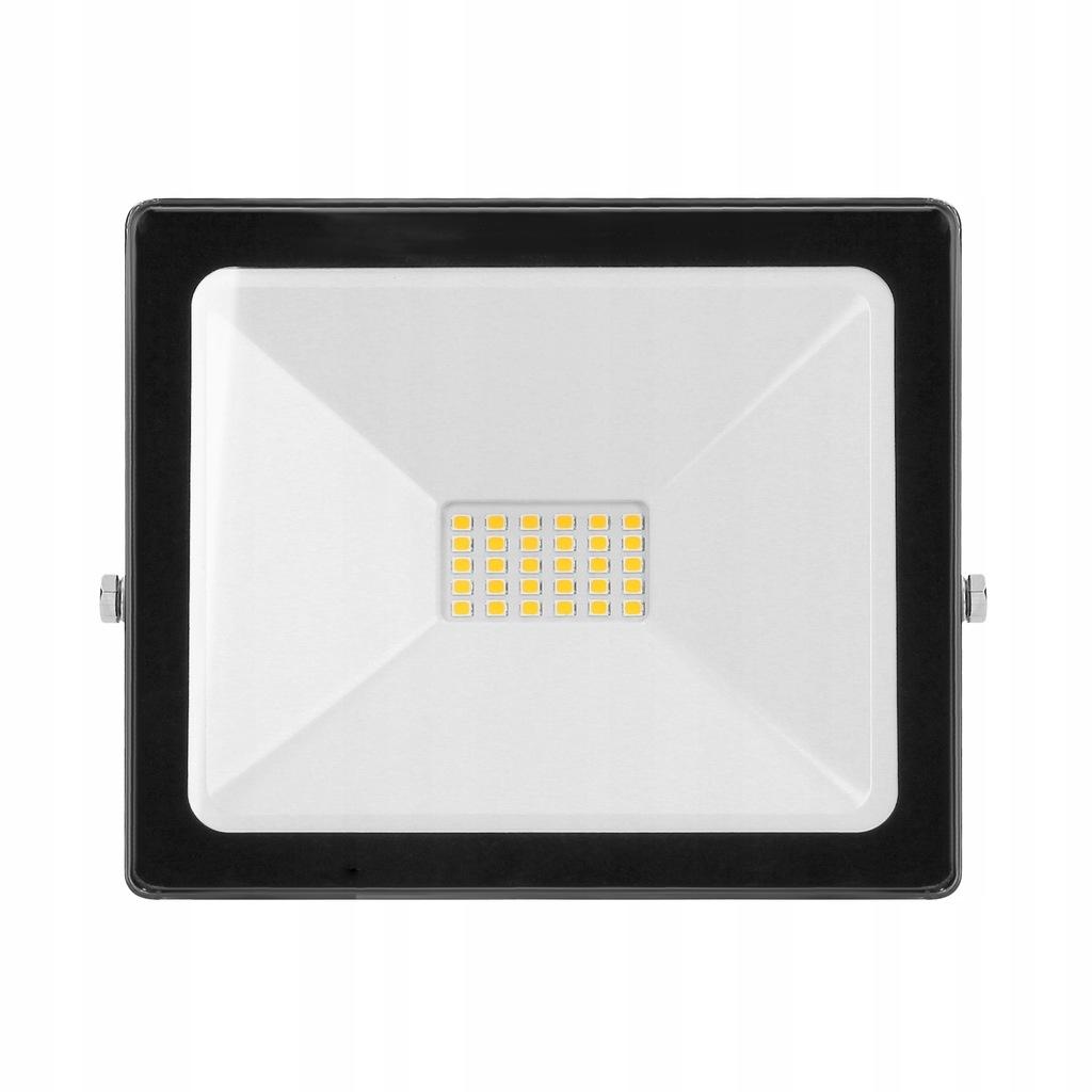 ALLED 20W Naświetlacz LED, 1600lm, IP65, 4000K, Al