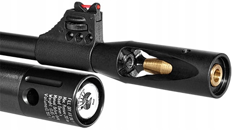 Kompensator 1/2''UNF Hatsan (AIR STRIPPER) 6,35 mm