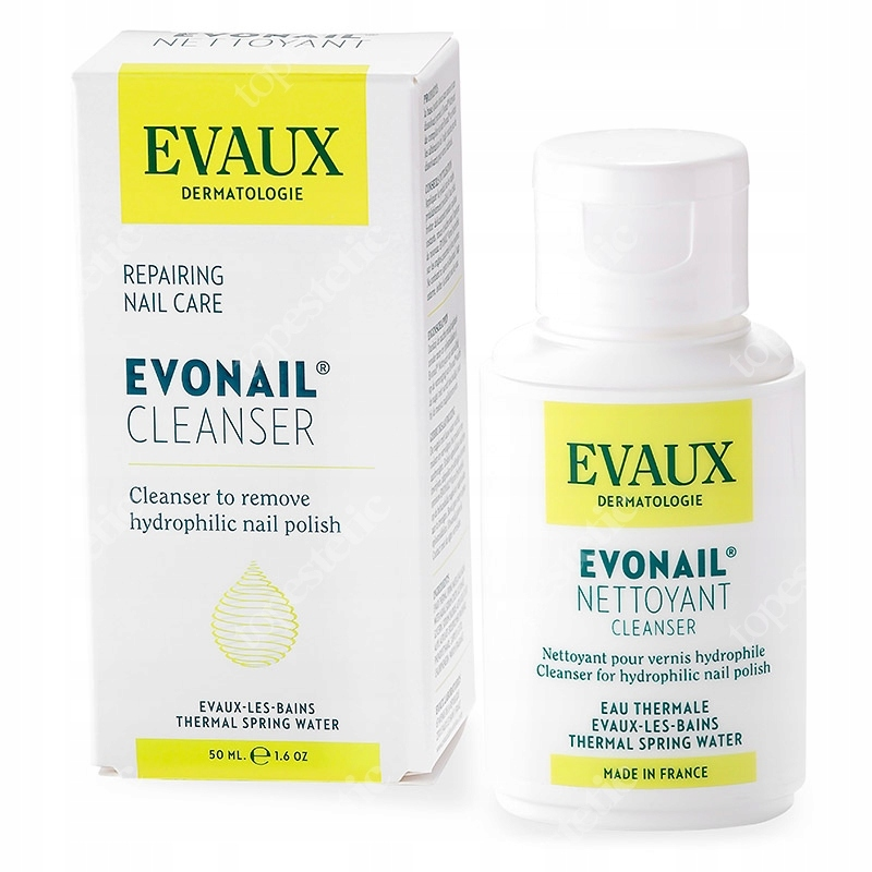 EVONAIL Cleanser Płyn oczyszczający do paznokci 50