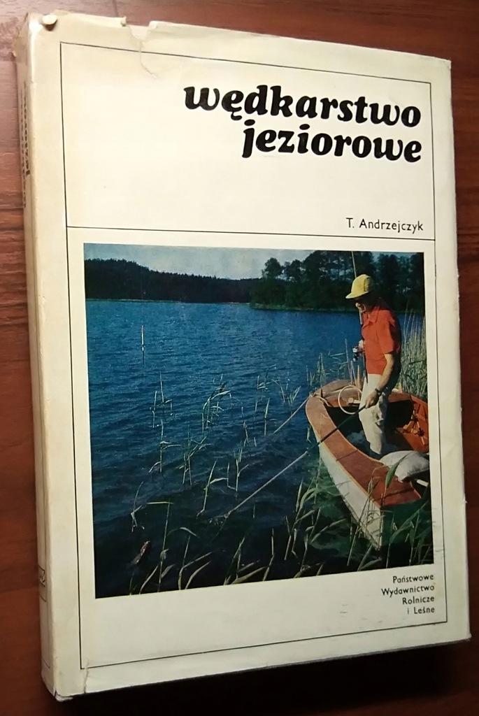 WĘDKARSTWO JEZIOROWE - Andrzejczyk