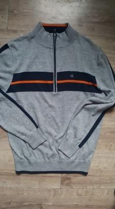 Calvin Klein- sliczny sweter- L NOWY