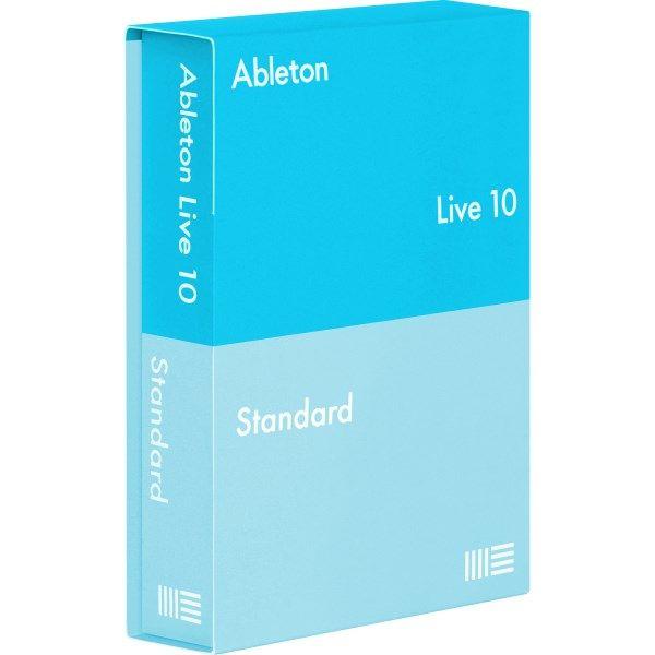 Ableton Upgrade z Lite do Live 10 Standard (BOX)