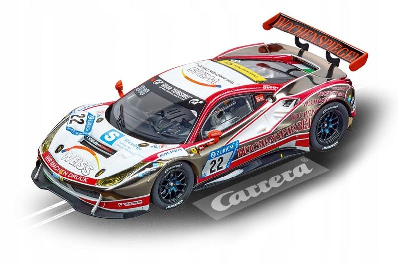 Auto Ferrari Ferrari 488 GT3 WTM Racing, No.22