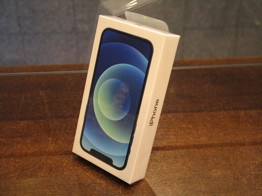NOWY iPhone 12 256GB Niebieski, OD RĘKI GDA..SK