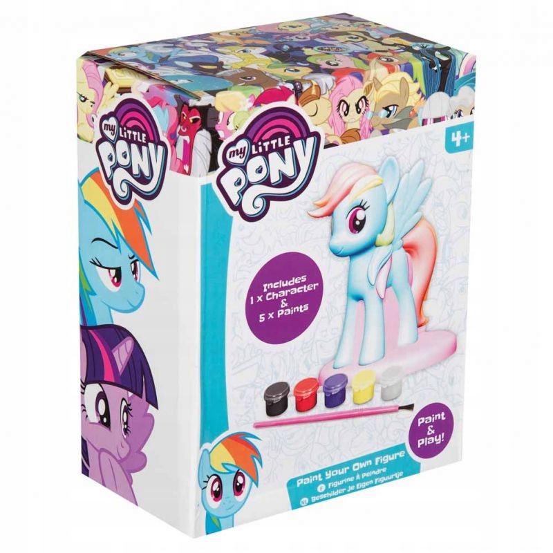 Figurka Do Pomalowania My Little Pony Hasbro Mlp 9401676716 Oficjalne Archiwum Allegro