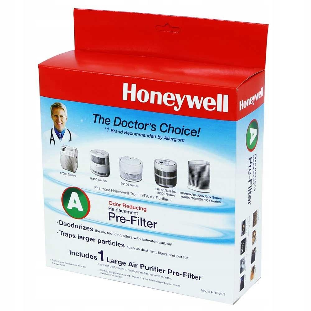 Honeywell HPA100 Pre-filtr Pre filtr do oczyszczac