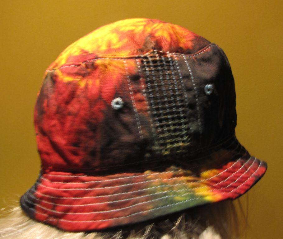 Kapelusz, czapka, barwiona, rasta  WOŚP/WOODSTOCK