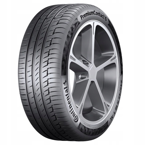 2 Continental ContiPremiumContact 6 225/55R17 97W
