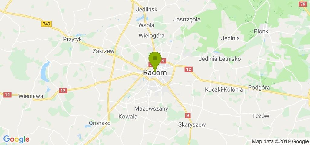 Magazyn Radom, 2430,00 m²