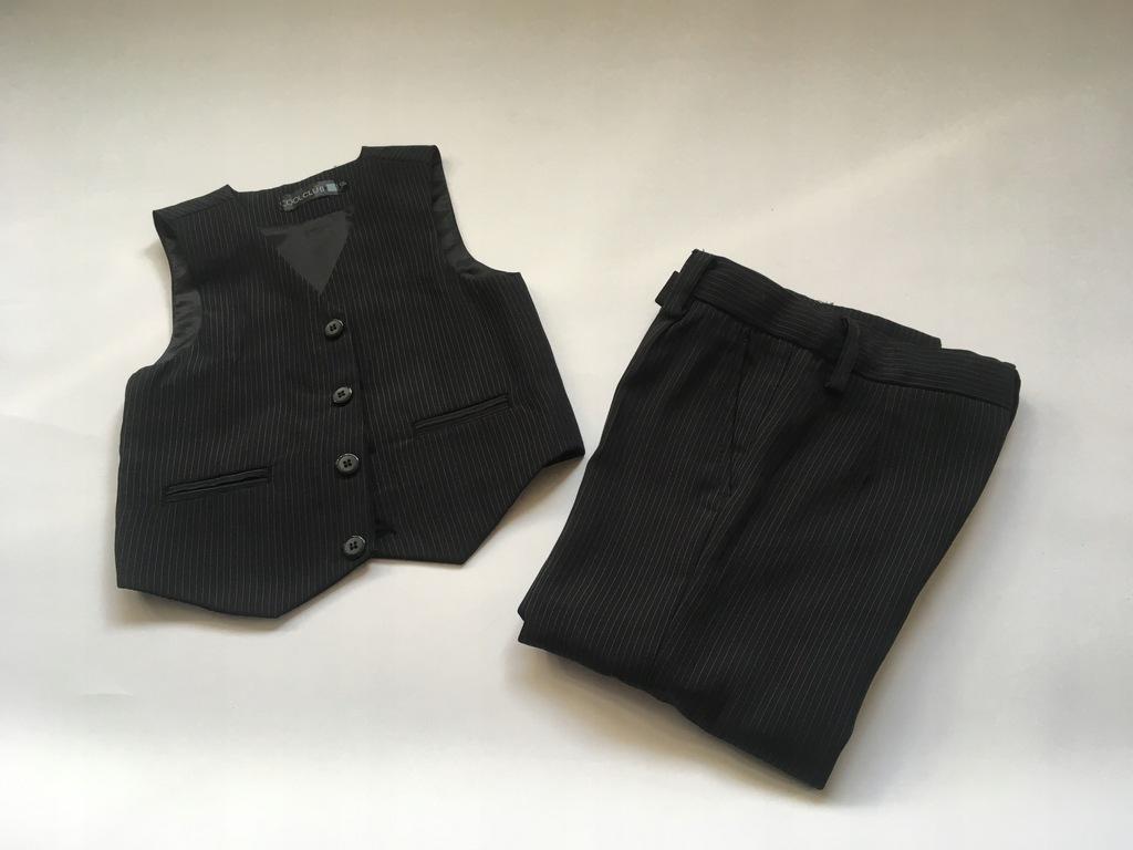 Garnitur Kamizelka Spodnie COOL CLUB chłopiec 98