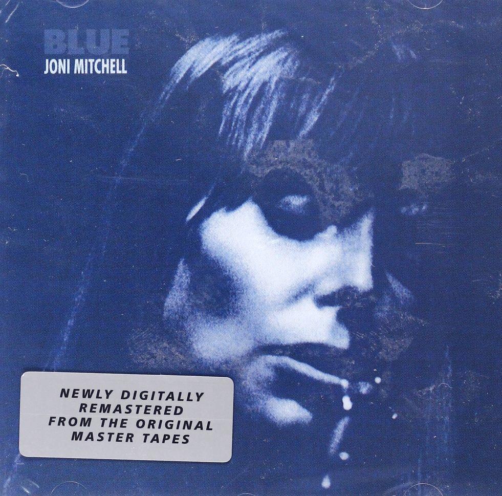 JONI MITCHELL: BLUE [CD]