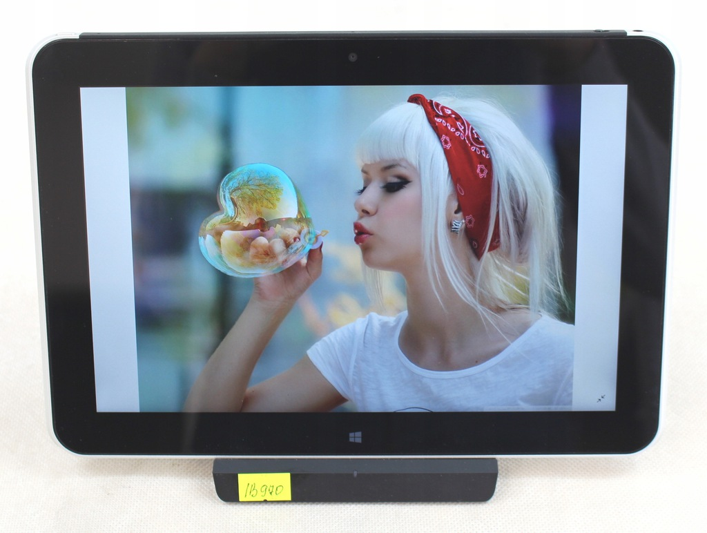 Tablet HP ElitePad 1000 G2 -4 gb -128 SSD - IB970