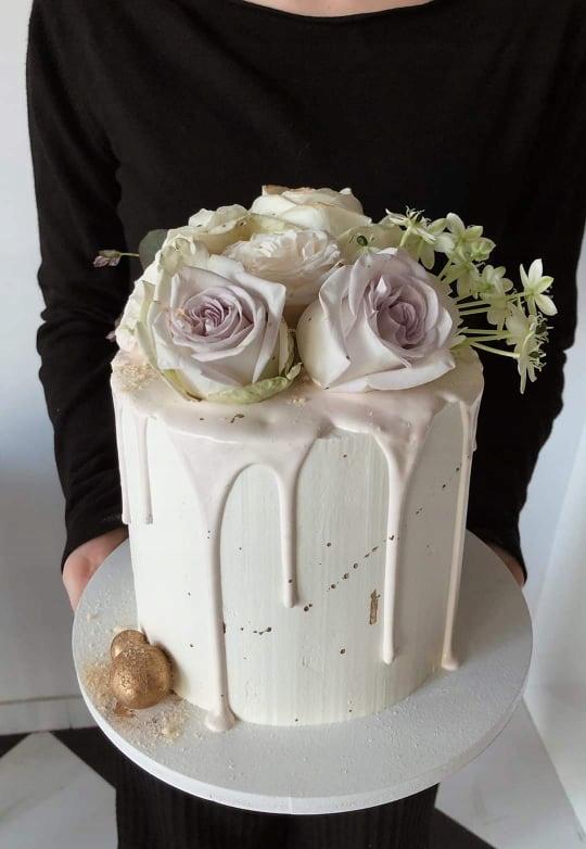 Wybrany tort na 20 osób (300 zł) - Ciastki&Co