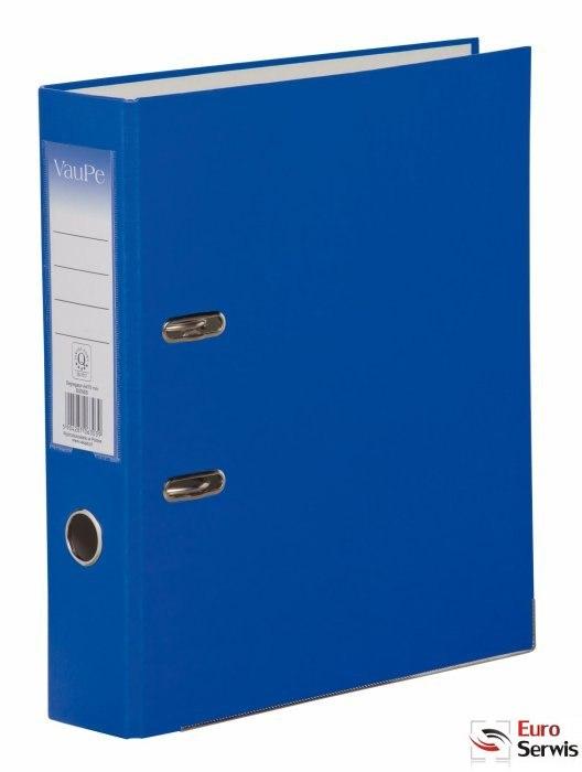 Segregator BIZNES A4/50 064/19 j. niebieski z okuc