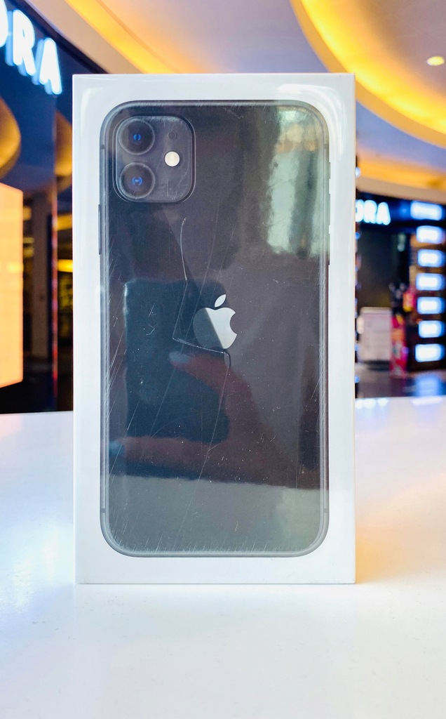 iPhone 11 64GB BLACK 2950zł WAWA ZŁOTE