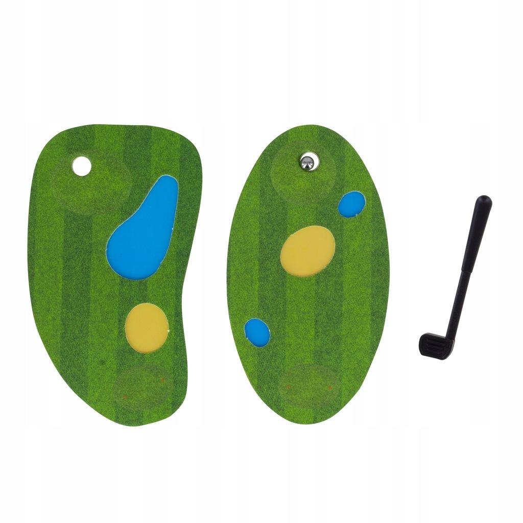 Mini golf - gra na nudy do pociągu lub w szkole
