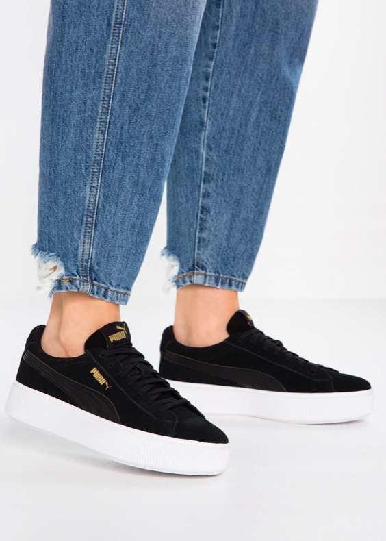 Vikky Stacked Sneakers